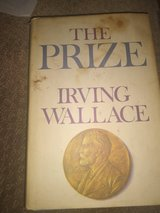 The Prize Irving Wallace First Printing 1962 Hardcover W/Dust Jacket in Fairchild AFB, Washington