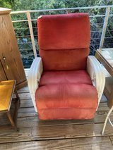 Recliner two for 100.00 in Beaufort, South Carolina