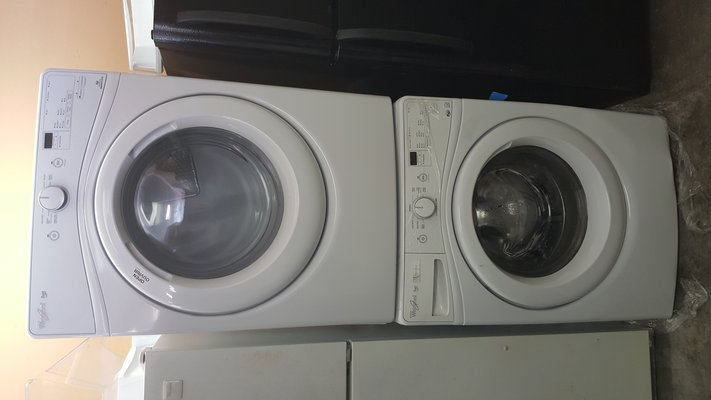 Brand New Whirlpool Duet Frontload Washer Dryer Works Great Refurbished Warranty Delivery