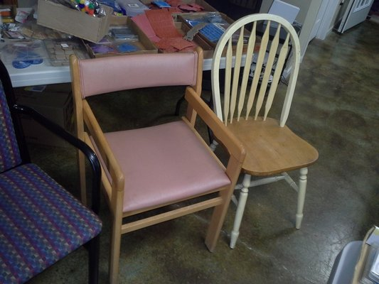 Chairs In Rolla