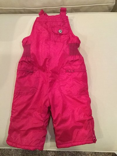 032091857cf1 Old Navy snow pants..size 6-12 months