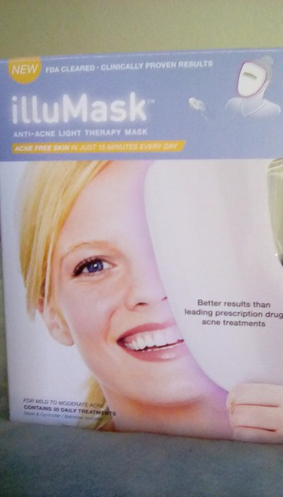 ANTI ACNE LIGHT THERAPY MASK In 29 Palms