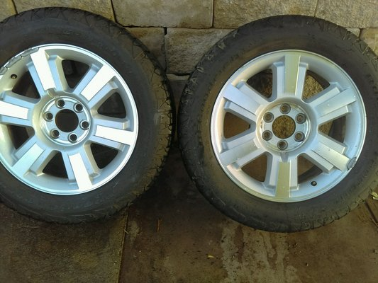 Ford F150 Factory Rims For Sale >> 20 Ford F150 Factory Rims Set Of 4 Auto Parts For Sale On