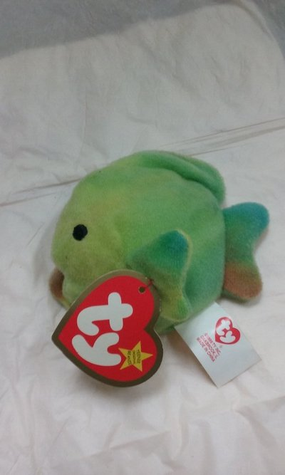 0d156e77eae Ty Beanie Baby Coral the Fish in Cochran