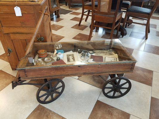 1800u0026#39;s Childs Wagon Coffee Table In Fort Leonard Wood