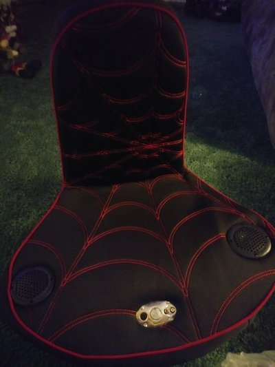 spdr boomchair game chair electronics for sale on fort campbell