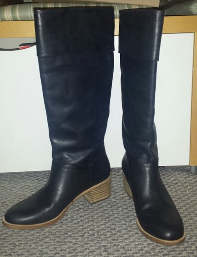 5e381a15fc3 Womens Shoes - UGG Tall Leather Boots - Carlin in Naperville