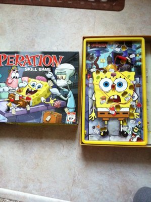 Spongebob Squarepants Game Baby Kids For Sale On Robins Bookoo