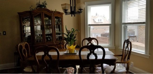 Dining Room Set   Table, Chairs U0026 Cabinet | Furniture: Home   By Owner For  Sale On Aurora Bookoo!