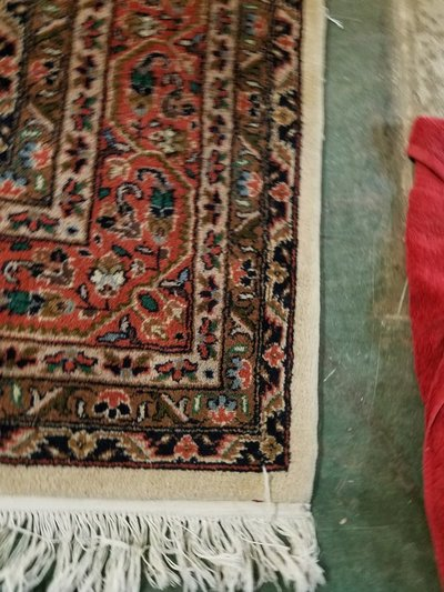 Hand Woven All Pure New Wool Pile Large Whole Room Rug India In Naperville
