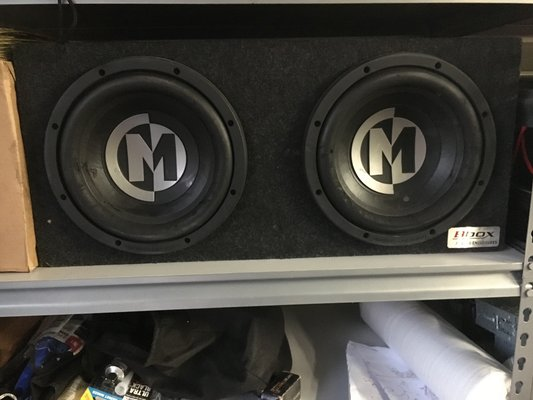 10 Memphis Speaker Box Audio For Sale On Travis Afb Bookoo