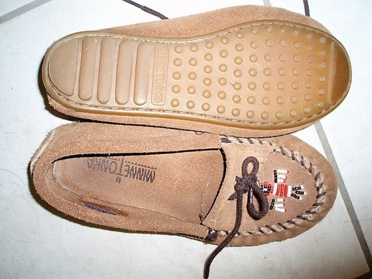 Size 33 Shoe In Us.Leather Moccasins Size 33 Eu 2 Us Shoes For Sale On