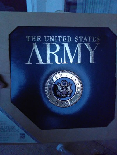 Us Army Scrapbook Scrapbooking For Sale On Fort Campbell Bookoo