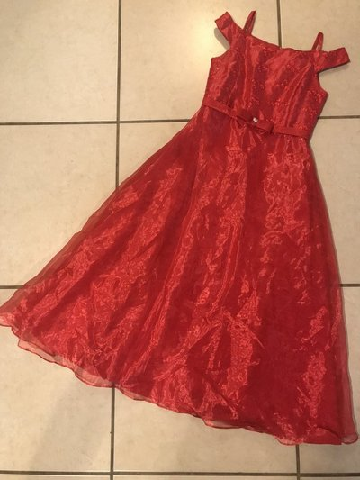 Girls Size 10 Holiday Dresses