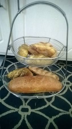 Fake Bread In Basket Household For Sale On Fort Campbell Bookoo