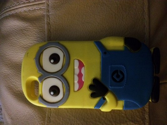 Minion Camera Case : Iphone 5c case minion rare! cell phones for sale on okinawa bookoo!