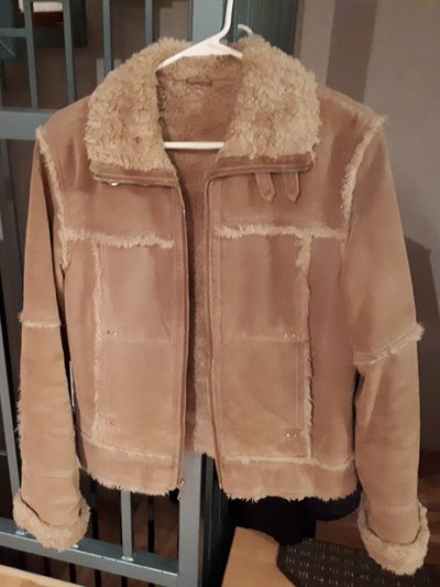 f8f6c0066 Wilson's Leather Suede Jacket *Reduced | Clothing: Women for sale on ...