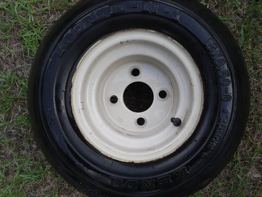 Golf Cart Tire Rims 4 Vans Rvs For Sale On Beaufort Bookoo