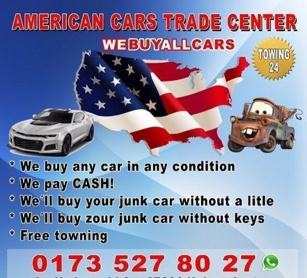 8596a5c824 we buy any car in any condition -FREE TOWING