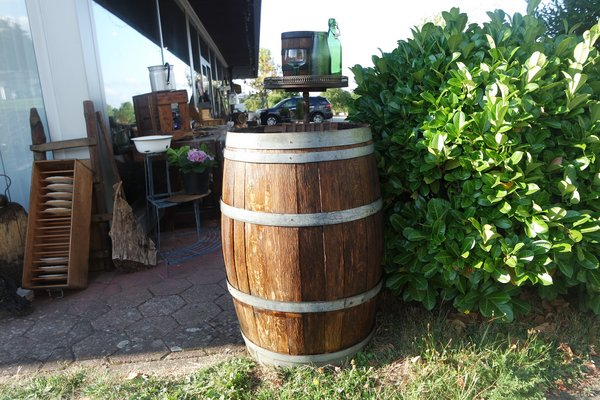Cool Wine Barrel 220 L Antiques By Dealer For Sale On