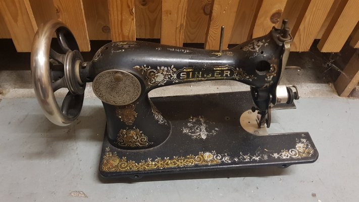 Decorative Antique 40 Singer Sewing Machine Antiques By Owner Best 1906 Singer Sewing Machine Value