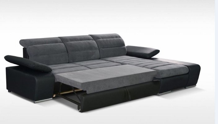 Pleasant United Furniture Venice Sectional With Bed Storage Squirreltailoven Fun Painted Chair Ideas Images Squirreltailovenorg