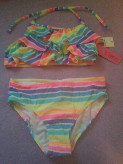 2a936c8fb461e Girls Swimsuit Size 12 | Clothing: Kids for sale on 29 Palms bookoo!