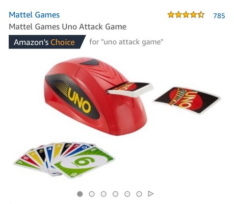 Uno Attack Game Toys Games For Sale On Lejeune Bookoo