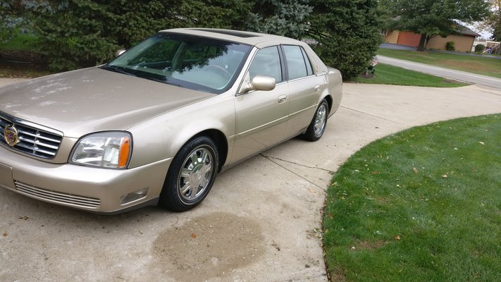2005 Cadillac Gold Edition Cars For Sale On Orland Park Bookoo