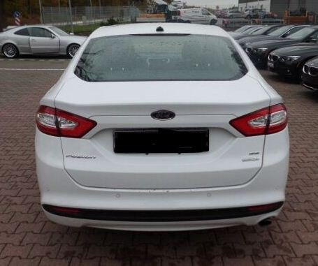 2016 Ford Fusion Se Ecoboost 2 0 At Us Spec In Ramstein