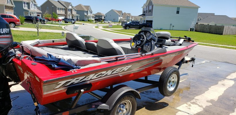 2018 Tracker Bass Boat Pro Team 175 | Boats & Watercraft for