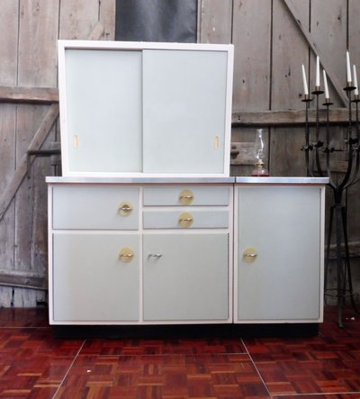 1950s Kitchen Cabinets | Furniture: Home - by owner for sale ...