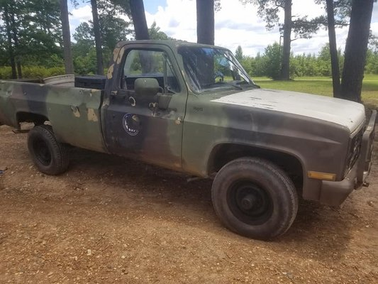 1985 Chevy M1008 Military Truck | Cars & Trucks for sale on