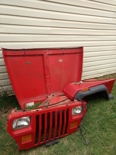 Jeep YJ Body Parts | Auto Parts for sale on Robins Bookoo!