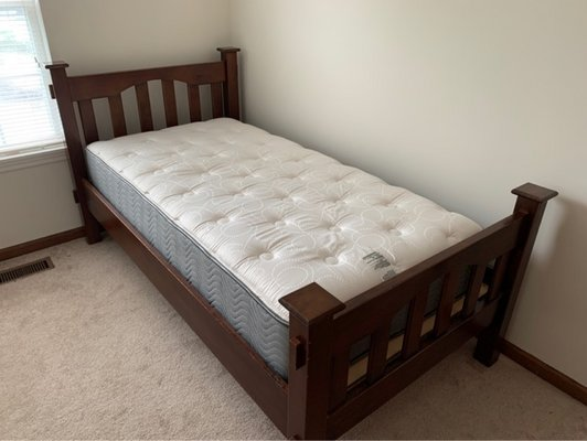 Pottery Barn Kids Twin Bed Furniture Home By Owner For Sale On Naperville Bookoo