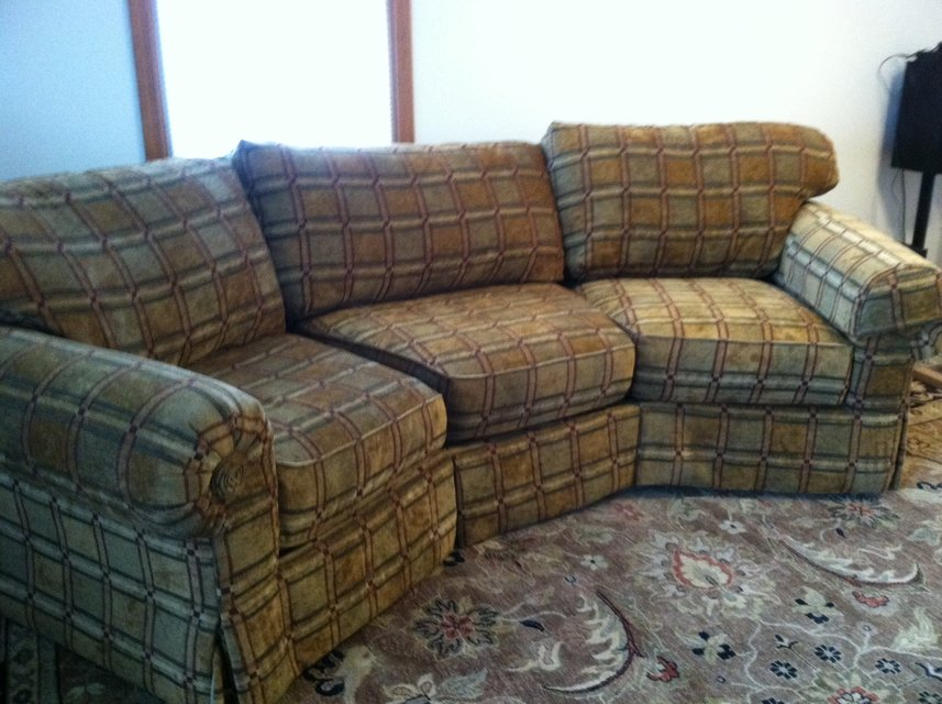 2 Custom Made Couches Sofa Furniture Home By Owner For Sale On Naperville Bookoo