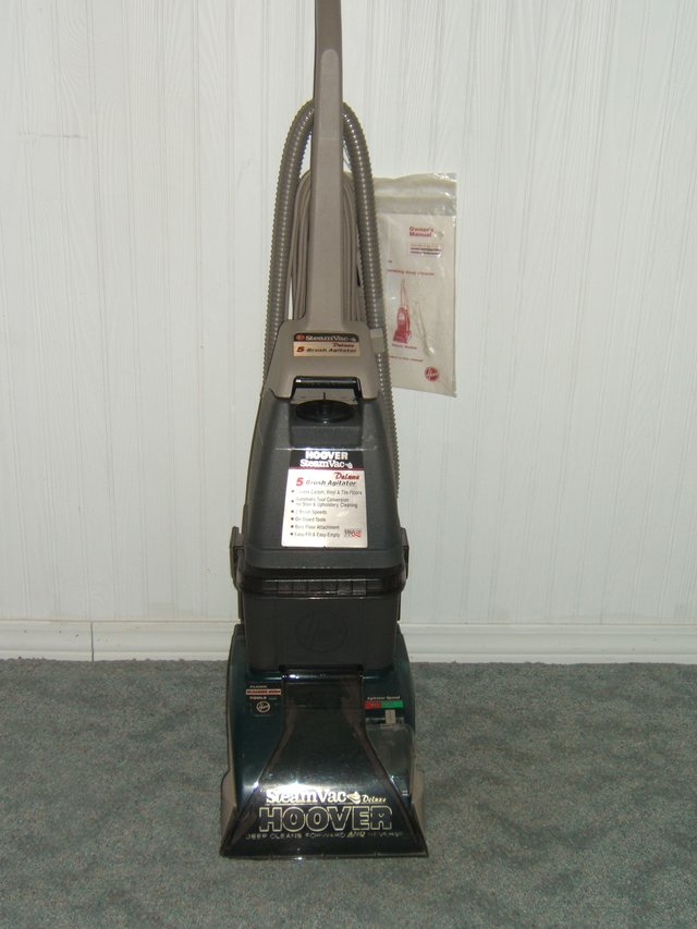 Hoover Steamvac Carpet Cleaner Functionalitiesnet