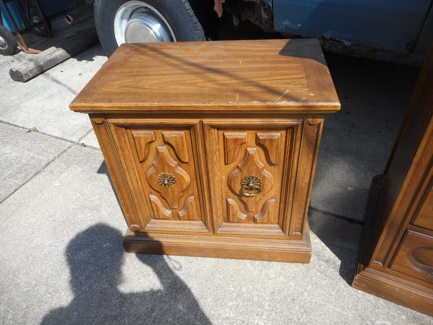 Exceptional Unique Furniture Makers Nightstand Sienna In Naperville