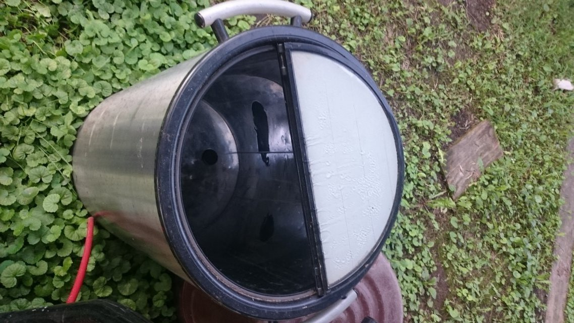 Stainless cooler