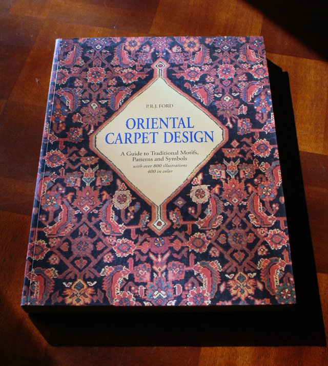 Oriental Carpet Design A Guide to Traditional Motifs Patterns and Symbols