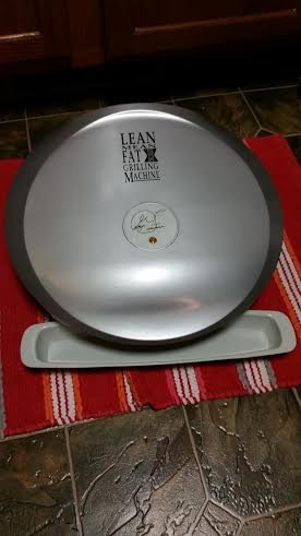 George Foreman Grand Champ Grill