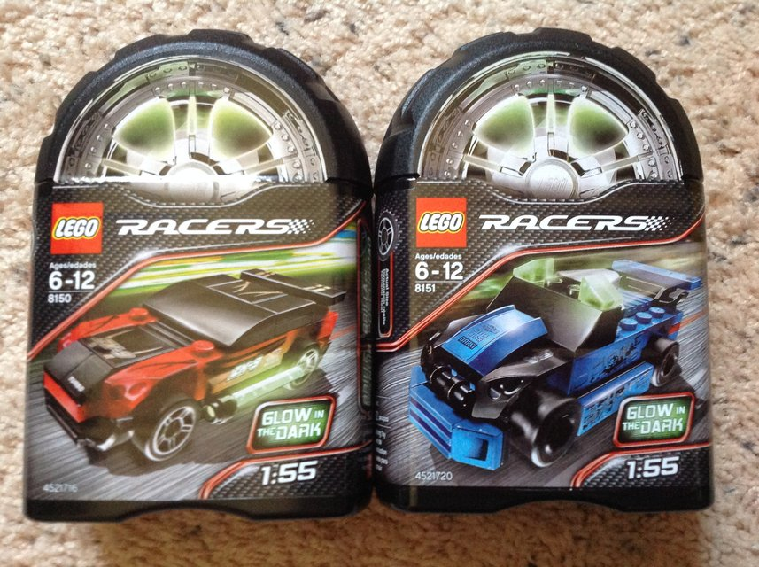 LEGO Racers Set #8150 & 8151 | Toys & Games for sale on ...