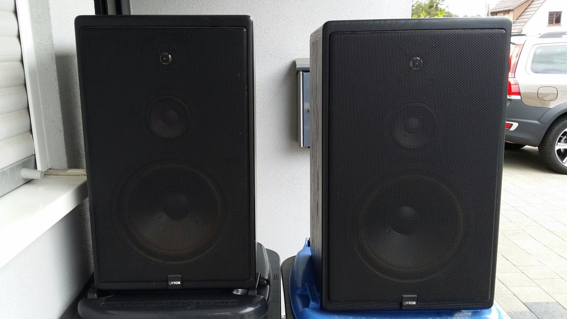 Canton CT 800 Home Stereo Speakers | Audio for sale on ...