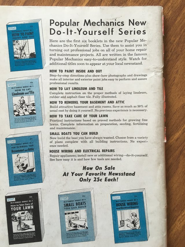house wiring do it yourself the wiring diagram 1954 popular mechanics do it yourself booklet house wiring house wiring