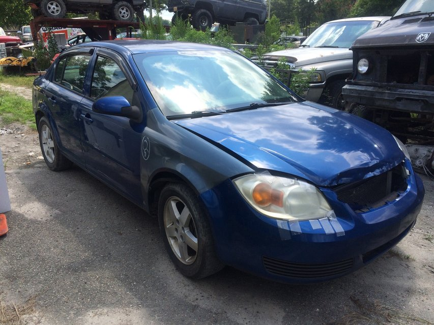 Parting Out 2006 Chevy Cobalt Good Auto Trans Bad Motor
