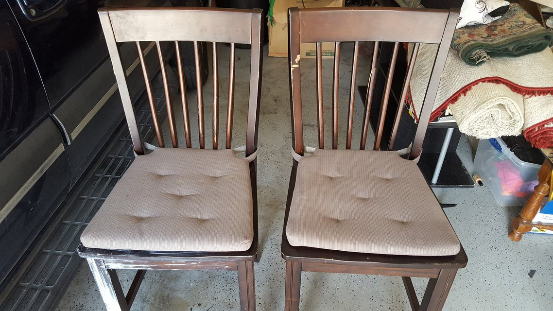 The Mollai Collections Solid Wood Dining Chairs Hovis Furniture Home By Owner For Sale On