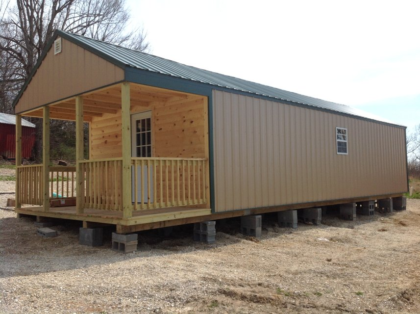 New 14'x40' Cabin | Lawn & Garden for sale on Fort Leonard ...