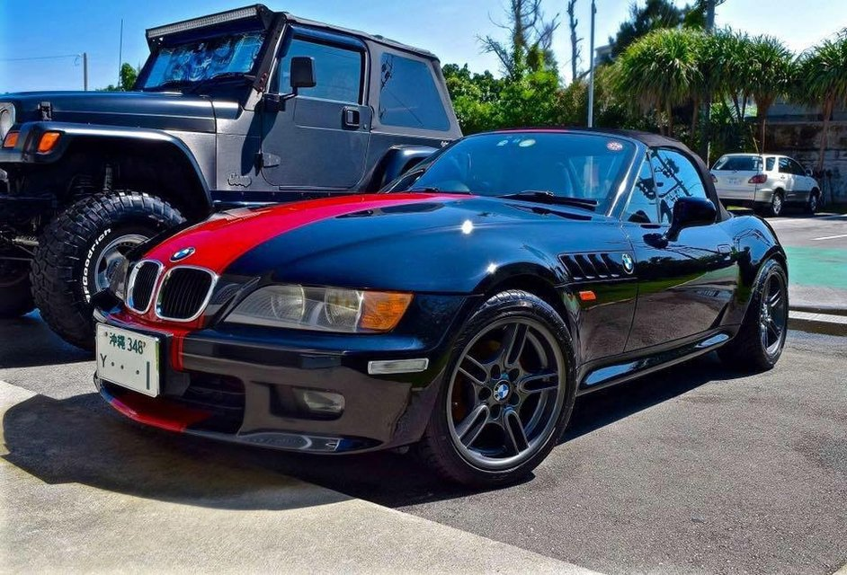 Bmw Z3 Roadster 2 0 With Msport Package Cars For Sale On