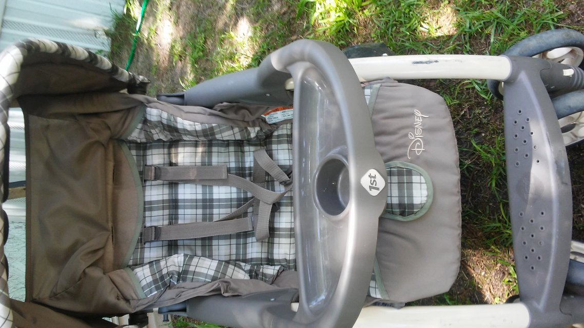 Stroller With Car Seat Baby Kids For Sale On Robins Bookoo