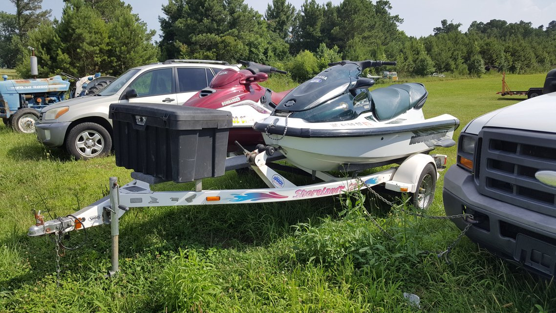 Seado and Wave Runner | Boats & Watercraft for sale on ...
